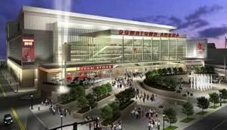 Louisville Arena (Yum Center) for the City of Louisville, Kentucky